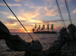Clipper Ship c) Engelberger at the German language Wikipedia