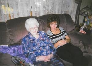 Elsie and Hollie