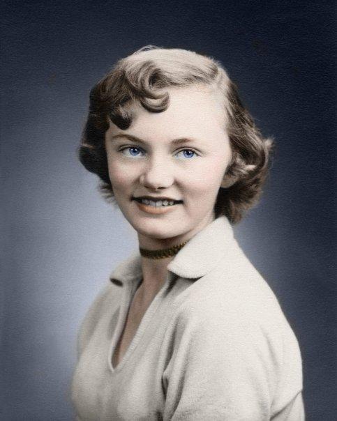 Darlene Lois Moore - Mom