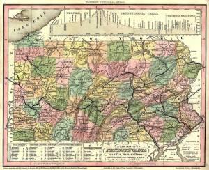 Pennsylvania 1836