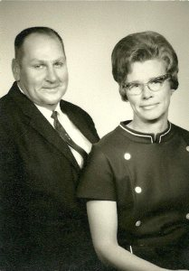 Wayne and Dolores Schrader