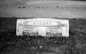 Thomas Ellsworth Wycuff Bergholz Cemetery