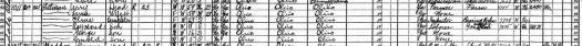 1930 Census Snip