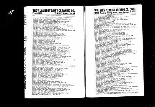 Canton City Directory 1932