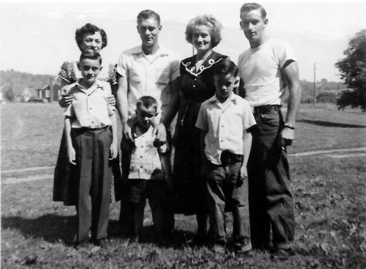 Elsie and sons