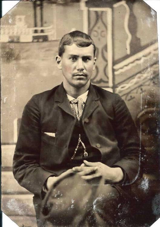 Jeremiah Mason Pittman (Photo courtesy of Vernon Hayward)