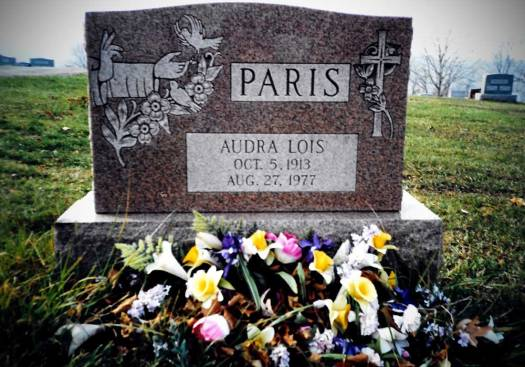 Audra Lois Tombstone