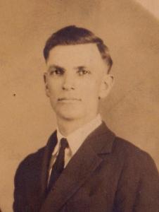 Frederick Frye Culp, 1920. (Photo courtesy of Michael Lee Stills)