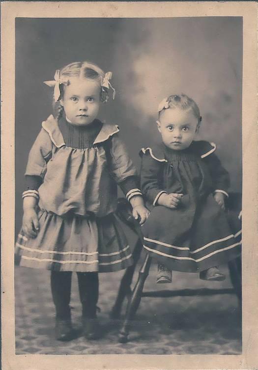 Jennie and Dora