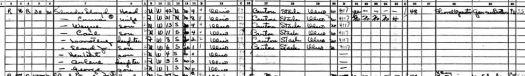 1940 Census Plain Twp. Stark Ohio