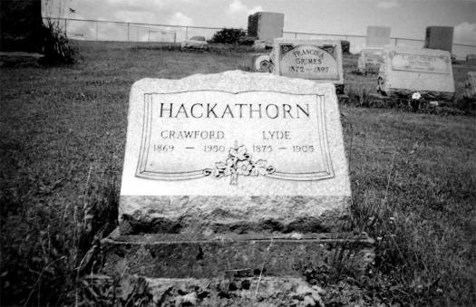 Crawford Hackathorn
