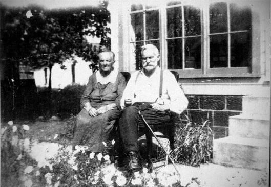 Martha Jane Griffith and Aaron Jonas Myers