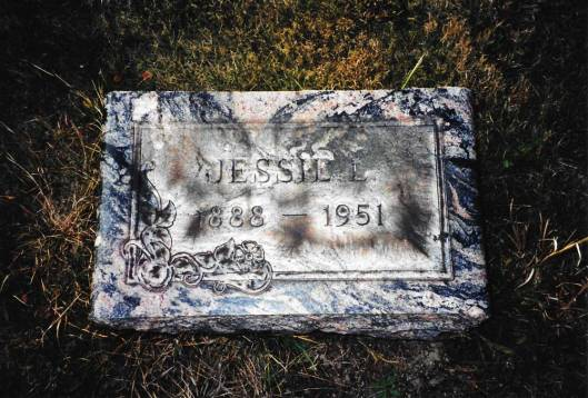 Jessie Campbell Hackathorn ~ Bergholz Cemetery