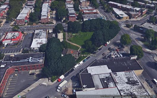 Wyckoff Google Earth Image 2015