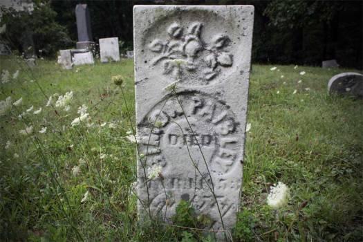 Simon Paisley ~ Monroeville Cemetery