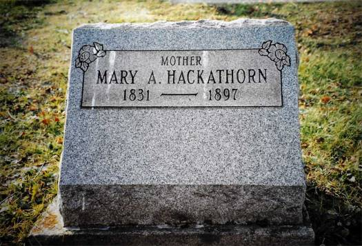 Mary-Hackathorn-Tomb