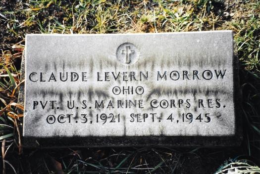 Claude Morrow tomb02